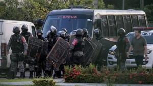Dutzende Tote in Gefängnissen in Manaus
