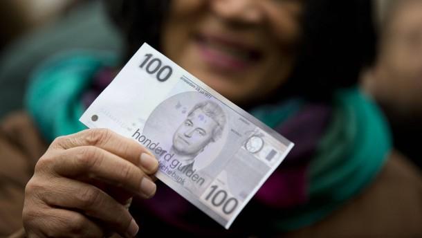 Warum die Niederlande nicht so leicht aus dem Euro könnten