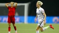 Amerikanerinnen besiegen DFB-Elf im Halbfinale