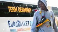Neue Olympia-Chance für Basketballer