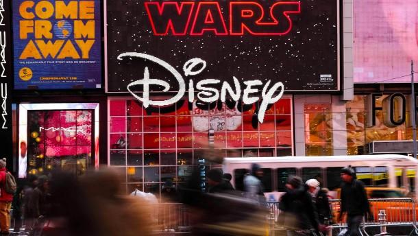 Disney will neue Filme zuerst im Kino zeigen