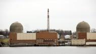 Das Kernkraftwerk in Indian Point, rund 50 Kilometer nördlich von New York