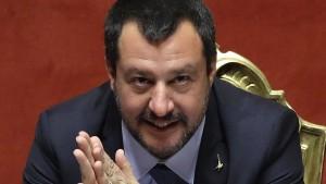 Umstrittene Notwehr-Reform in Italien nimmt letzte Hürde