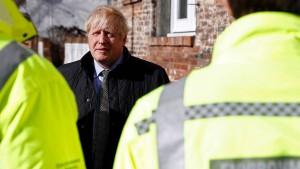 Boris Johnson wegen Luxusreise für 17.000 Euro unter Druck