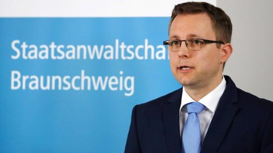 Wer ist der verdächtigte Deutsche?