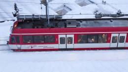 Bahn nach Zermatt fährt wieder