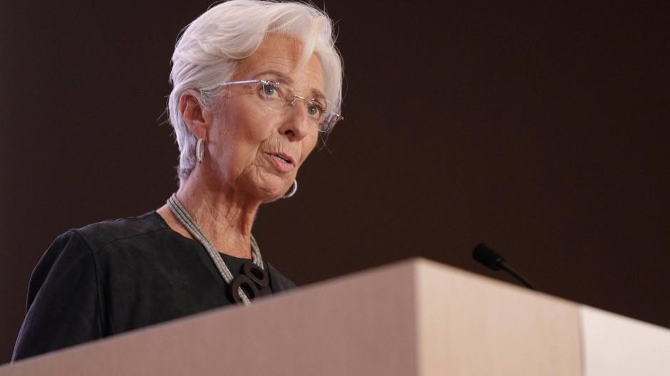 Will grünere Geldpolitik machen: Christine Lagarde