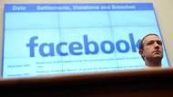 Facebook in der Krise: Zuckerberg wittert Verschwörung