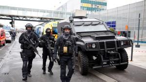 Hinweise auf einen geplanten Terroranschlag