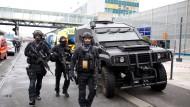 Anti-Terror-Einsatz am zweitgrößten Pariser Flughafen