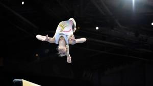 Deutsche Turnerinnen nehmen Kurs auf Olympia 2020