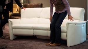 Das neue Sofa per Mausklick