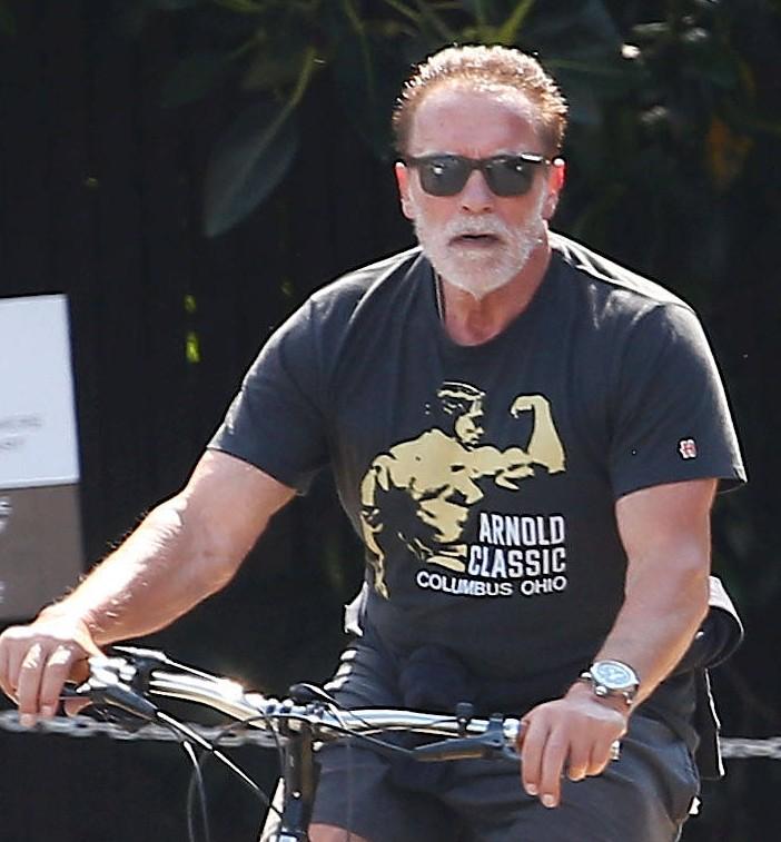 Pflegt sein Image: Arnold Schwarzenegger