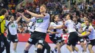 Wieso die deutschen Handballer jetzt schon Helden sind