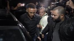 Das sagt Neymar zu den Vorwürfen