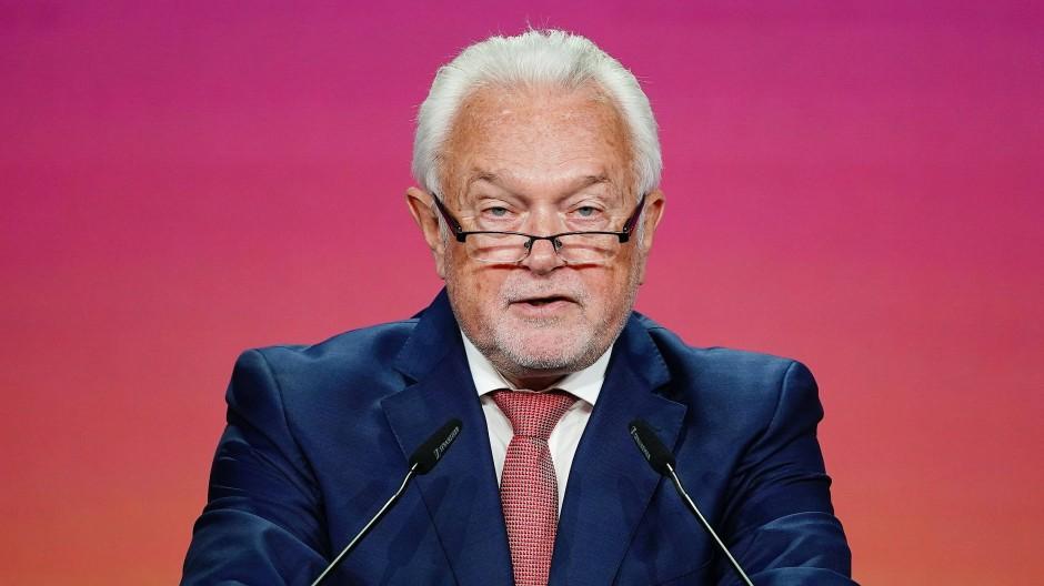 Kritisiert die Pläne des Gesundheitsministeriums scharf: Wolfgang Kubicki