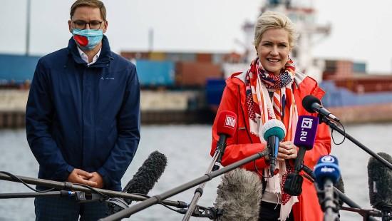 Nawalnyj-Fall darf Nord Stream 2 nicht gefährden
