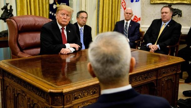 Trump hält Handelsdeal mit China für möglich
