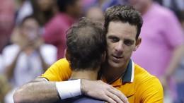 Djokovic und del Potro im Finale