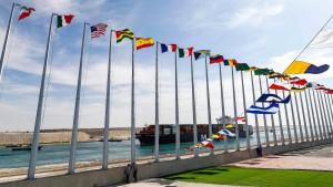 Ernüchterung am Suezkanal