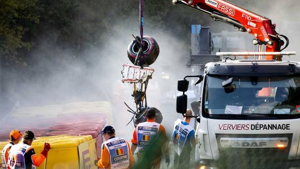 Motorsportwelt im Schockzustand
