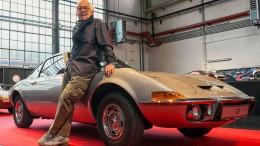 Opel-Kultdesigner Erhard Schnell gestorben