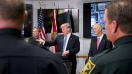 Trump: FBI verwendet zu viel Zeit auf Russland-Affäre