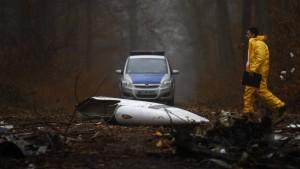 Fünf Tote bei Flugzeugabsturz in Hessen