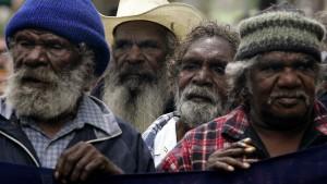 Geld allein hilft den Aborigines nicht