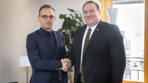 EU-Minister warnen Amerika vor Krieg mit Iran