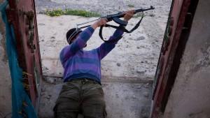 EU lässt Waffenembargo gegen Syrien auslaufen