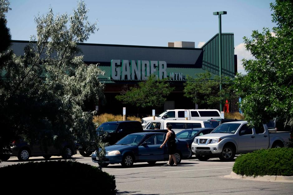 """""""Ein menschliches Problem"""": In diesem Geschäft kaufte der Attentäter von Aurora einige seiner Waffen"""