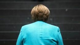 Wegmarken der Merkel-Amtszeit