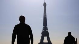 Landesweiter Lockdown in Frankreich