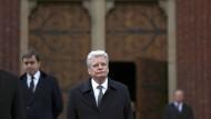 Staatlicher Trauerakt mit Gauck und Merkel geplant