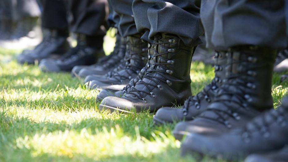 Reservisten der Bundeswehr (Symbolbild)