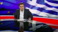 Tsipras knüpft politische Zukunft an Referendum