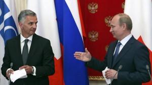 OSZE fordert von Kiew eine Amnestie