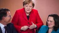 Merkel setzt auf faire Brexit-Verhandlungen