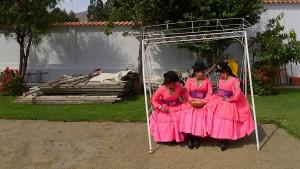 Selbstbewusst in den Anden