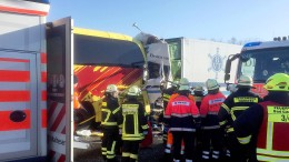Tödlicher Verkehrsunfall auf der A3