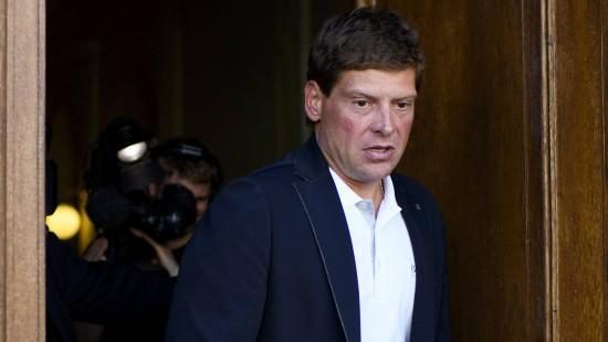 Jan Ullrich nach Gewalt gegen Prostituierte verurteilt