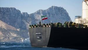 Iran will Öl auf Tanker verkauft haben