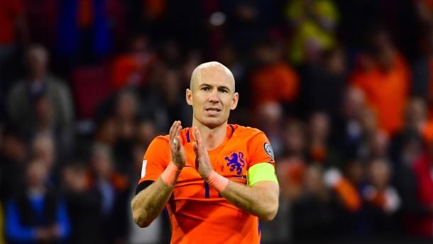 Niederlande fährt nicht zur Weltmeisterschaft