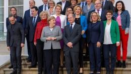 """""""Es steht keine Kabinettsumbildung an"""""""