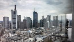 Bankenverband: Belastung durch EZB-Negativzinsen sinkt