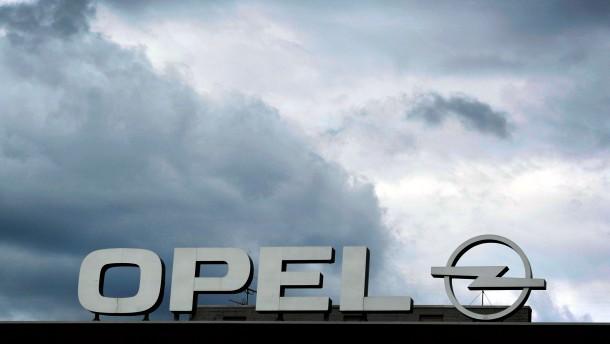 Opel-Arbeiter machen Front gegen GM