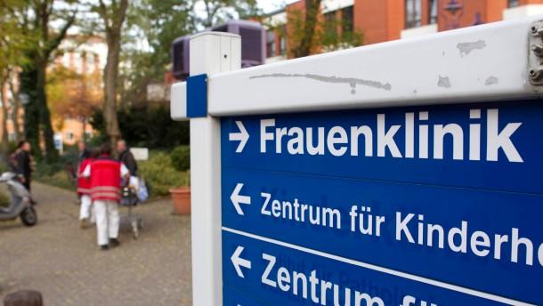 Aufnahmestopp in Bremer Frühgeborenen-Station
