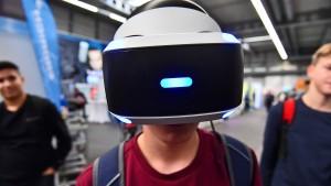 Mit VR-Brillen nach Las Vegas