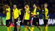 Real Madrid schlägt den BVB erstmals in Dortmund